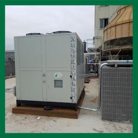 经济型大制冷量风冷螺杆冷水机组50匹HSD-50AS