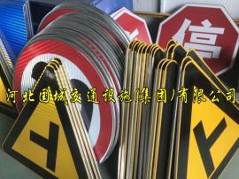 热镀锌公路标志杆制作