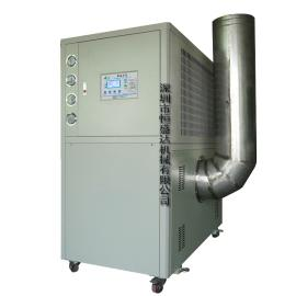 齐全工业冷冻2匹低温冷风机型号实验测试好帮手HSD-2AR