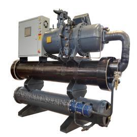 节能型螺杆冷冻机恒盛达水冷式螺杆冷水机HSD-60WS水循环降温
