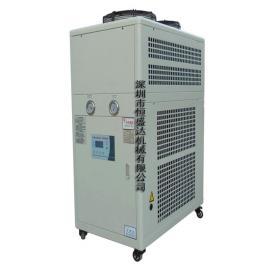 恒盛达机械HSD-2AO风冷式冷油机2匹精密油冷却不锈钢降油温冷机