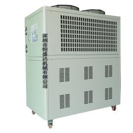 新能源电机电池测试控温机组恒盛达机械高低温液冷设备 热工测试