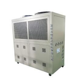 印刷工业冷却热辊降温用制冷系统5匹风冷冷水机型号HSD-5AL