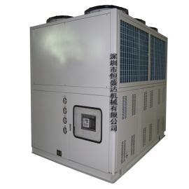工业循环水降温(箱型风冷式冷水机组 冰水机)HSD-40A制冷量112KW