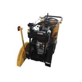 马路切割机大型电动切割机柴油汽油切缝混凝土水泥路面切割机