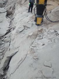 板材分裂机荒石开采机械设备