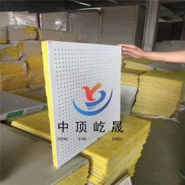 降噪硅酸钙冲孔板 屹晟建材出品 天花降噪板 吸声玻纤板