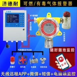 防爆型可燃氨气探测报警器