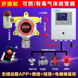 壁挂式六氟化硫气体报警器