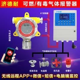 工业用汽油气体报警器