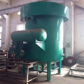 绿科环保竖流式溶气气浮机 污水处理设备 电解气浮机 固液分离机