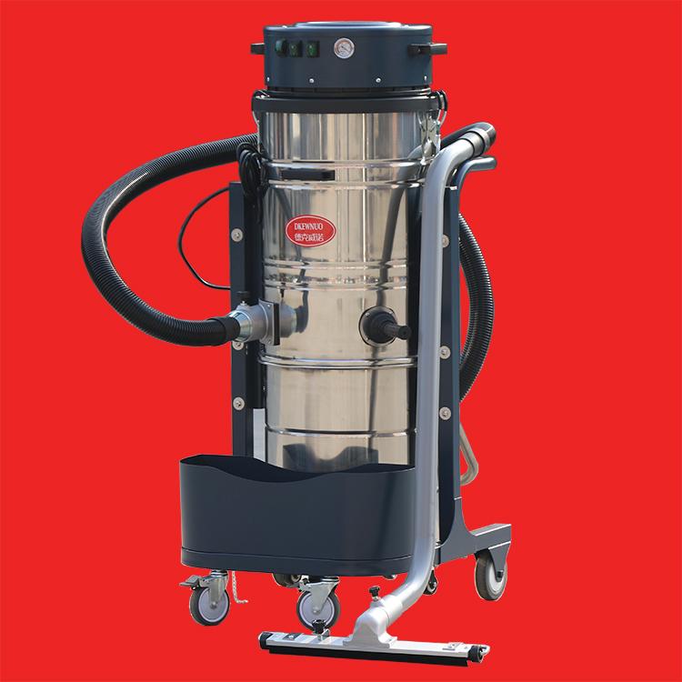 旋风分离式大型吸尘器上下分离桶手动振尘强力工业吸尘设备