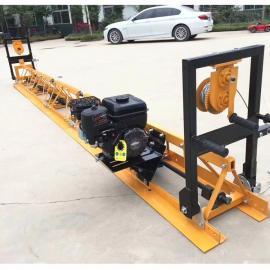 东硕机械混凝土框架式整平机SYZP-55混凝土框架式振动梁