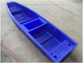 肥水专用塑料渔船 3米船