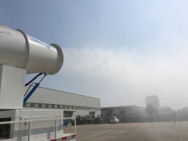 环保除尘80米雾炮车多少钱医疗