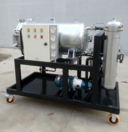 净化北京赛车LYC-J150n5R汽轮机油高配聚结滤油机