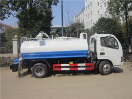 清理村内塘沟5吨吸粪车/5吨吸污车,5吨清洗吸污车生产厂介绍