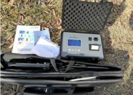 明成MC-7021便携式快速油烟监测仪 油烟浓度排放检测标准