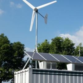 1kw风力发电机@家用风力发电机全套220v取暖供热@小型风力发电机