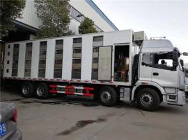 诚信推荐6.8米的程力鸡苗运输车定制生产