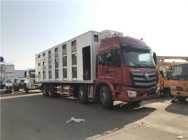 小型程力鸡苗运输车 专用拉猪车订制