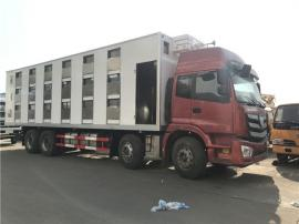购买新推鸡苗运输车 猪仔运输车订制