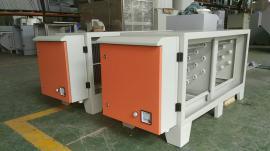 餐饮静电高压电场油烟净化器低空排放系列