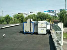 餐饮静电高压电场油烟净化器(低空排放系列)