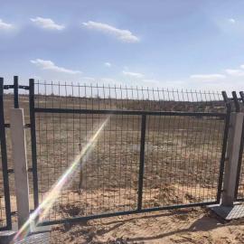 铁路金属网片 钢板网防护栅栏栏片 金属防护栅栏