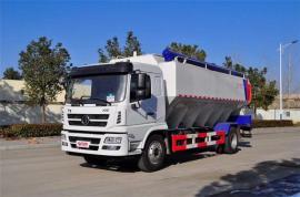 6吨饲料转运车 10吨电动饲料车生产工艺