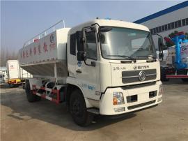 5-10吨牛饲料车 拉饲料的罐子车品质高