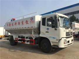 大型电动饲料车 10吨拉饲料的车订做