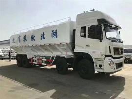 11吨饲料散装车 运饲料罐车质量有保证