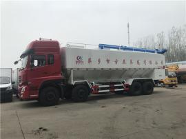 陕汽11吨拉饲料车 解放饲料运输车订做