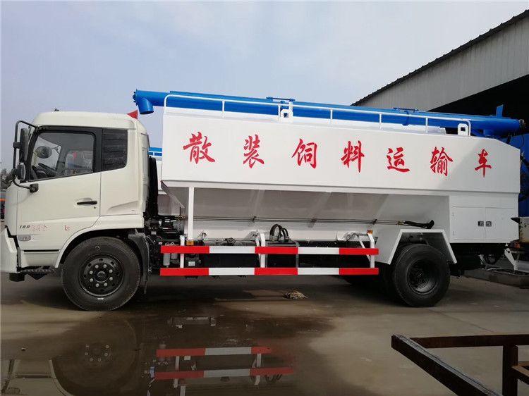 12吨拉饲料的车 10吨运饲料罐车销售处