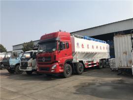 东风自动液压饲料车 罐装饲料运输车品质有保证