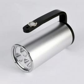 充电式防爆探照灯|RJW7101/LT消防防水专用电筒|3X3w手提灯
