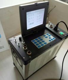 便携式大流量低浓度烟尘自动测试仪 - 烟尘烟气监测仪