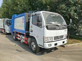 3吨后装式压缩垃圾车 6方环卫压缩垃圾车生产厂|家 压缩车