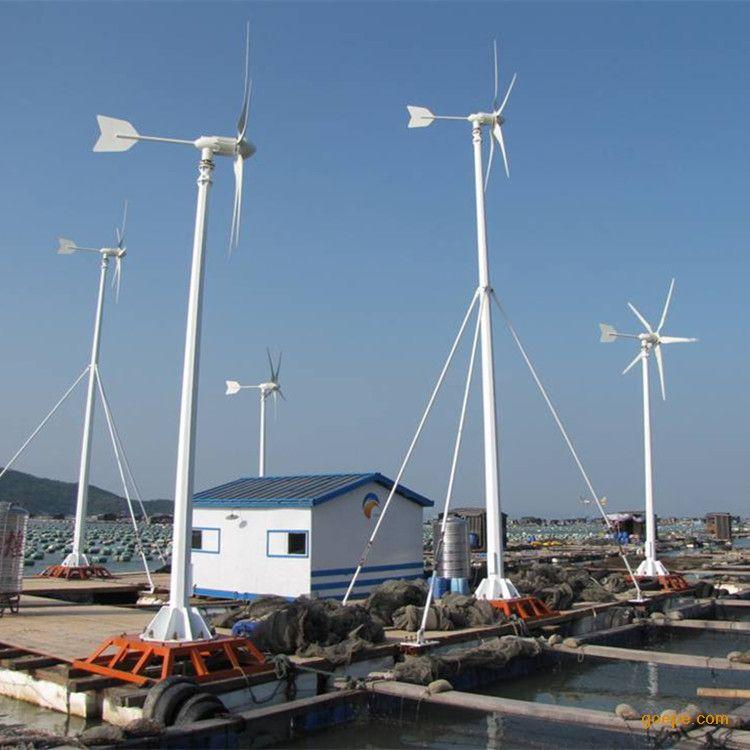 20kw大型风力发电机@质量好的风力发电机@并网工程项目用