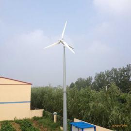 中小型2.5千瓦风力发电机微风启动低速足功率风力发电机2500w