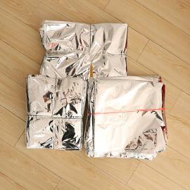 小批量定做设备包装袋 设备真空罩衣袋