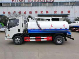 养殖场采用的3吨5吨2吨吸粪车/吸污车参数及图片相关说明