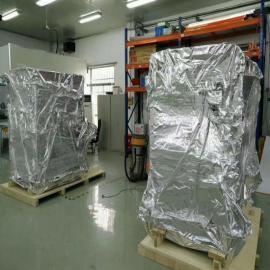 定做精密设备海运、陆运输、出口用设备包装袋