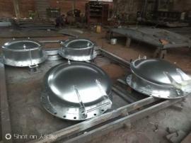 研制生产FPM型dn500玻璃钢方拍门值得拥有