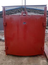 PGZ平面拱形铸铁闸门(2.5*3米)铸铁闸门设计规范质量超好