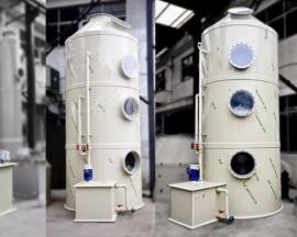 再生塑料造粒机废气处理设备