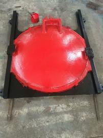 PYZDN500单向止水铸铁镶铜圆闸门密封止水效果棒