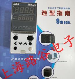 山武温控表产品C25TC0UA2200温控表正品【货号】C25TC0UA2200