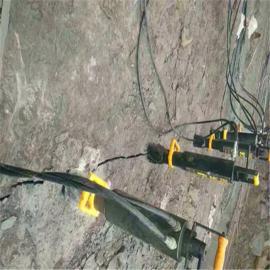 煤矿开采井下掘进防爆手持式破石分裂机